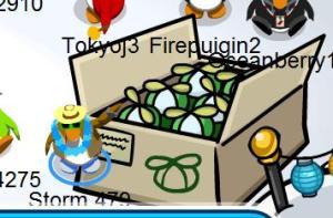 free item hat green